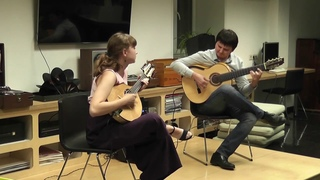 "Raiz Latina (Duo) ""Assanhado"" by Jacob do Bandolim"