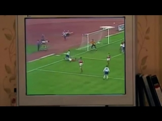 Легендарный хет-трик Гены Букина в финале турнира Кожаный мяч
