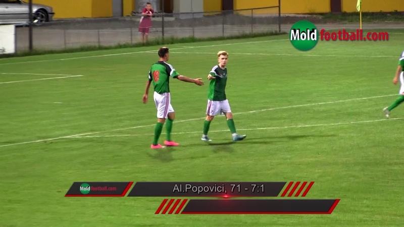 Petrocub FC Floresti 10 2 1 8 Cupei Moldovei Orange editia 2018 19 20 06 2018