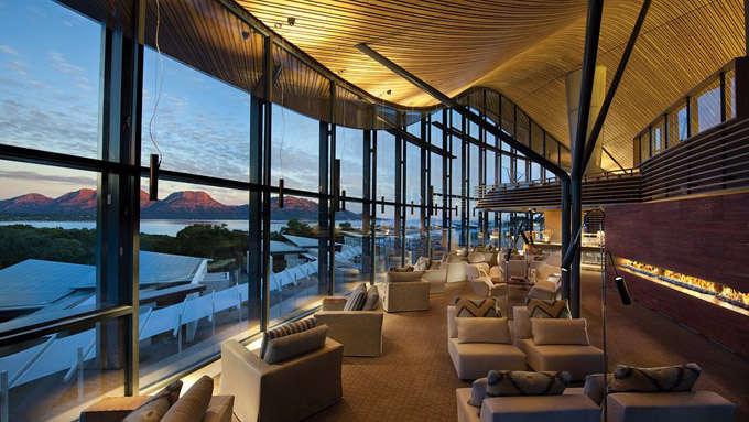 Самый большой отель Австралии: Saffire Freycinet, изображение №5