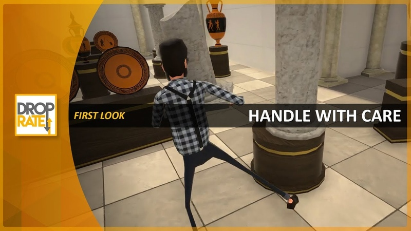 First Look: 'Handle With Care' (Itch.io)