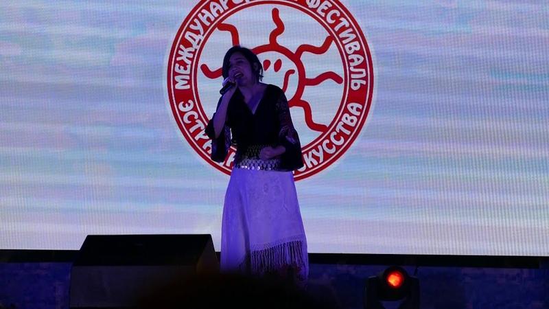 Рината Гасанова, гала-концерт Москва-Транзит-Геленджик, 2018