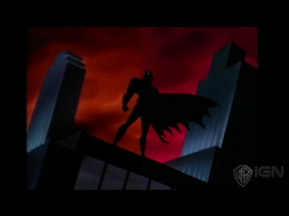Batman - The Complete Animated Series - Remastered vs. Original Intros