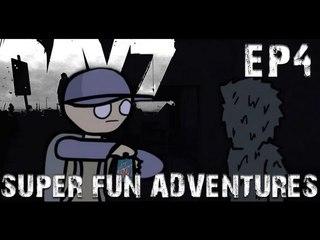 DayZ Super Fun Adventures! EP4: Mountain Dew