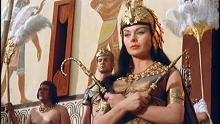 Nefertiti, a Rainha do Nilo (1961), Jeanne Crain e Edmund Purdom, Filme Completo, Legendado
