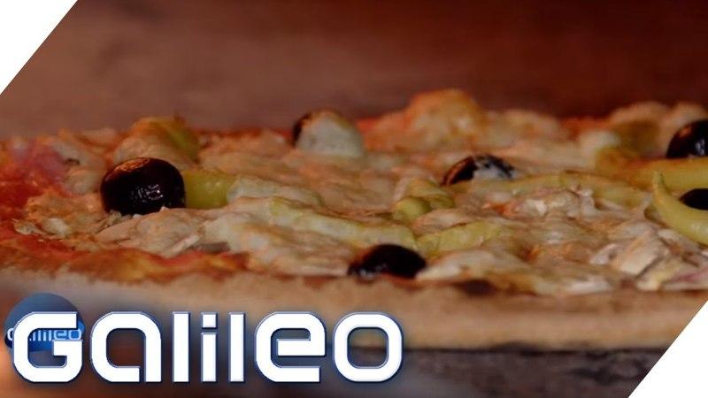 Ofen vs Pizza Pfanne Was bringt den besten Genuss Galileo ProSieben
