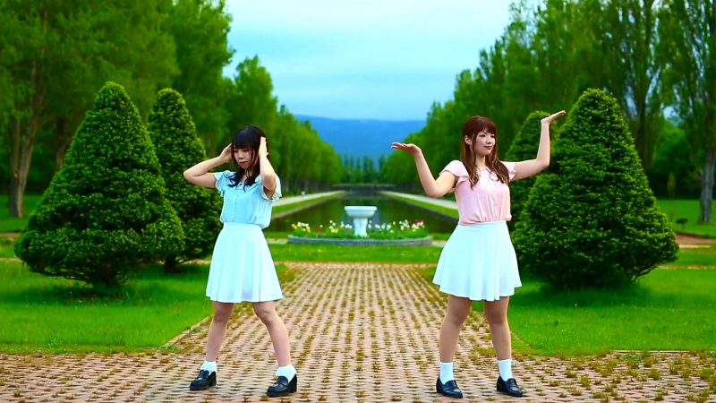 ミィ・ささきち drop pop candy 踊ってみた sm33384283