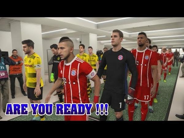 Permainan Seru di Bundesliga - Pro Evolution Soccer 2018