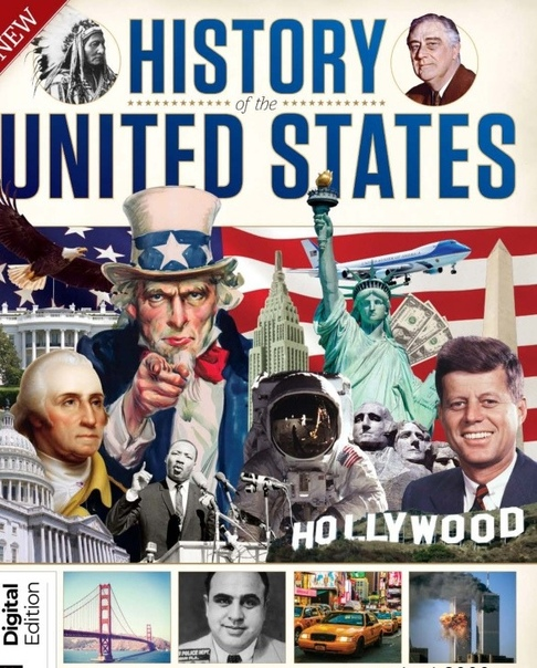 All About History - Book of the United States, 3rd Edition (1)