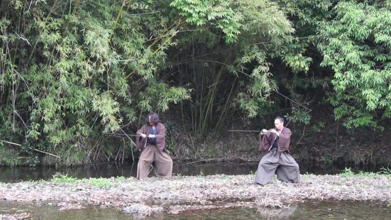 Hyoho Taisharyu - modern day Samurai documentary film official trailer 1