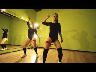 Girly Hip-Hop | Кристина Мазэре | Школа Танцев Alexis Dance Studio