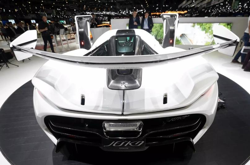 На какие ухищрения пойдёт Koenigsegg Jesko, чтобы превзойти своего предшественника!, изображение №5