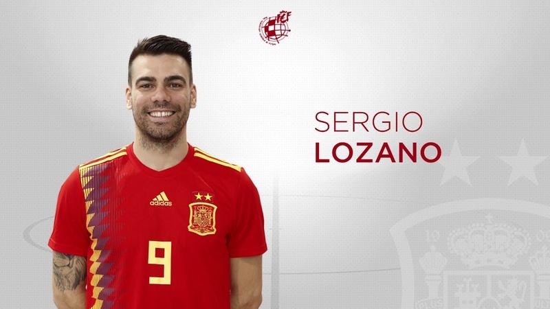 Lista de convocados de la Selección española de fútbol sala para Hungría y Brasil