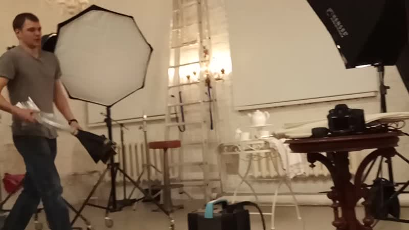 22 01 18 Семинар по студийному оборудованию Art of foto от фотошколы Авангард ведёт Федосеев Александр