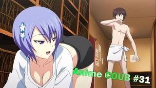 Аниме приколы / Anime COUB #31