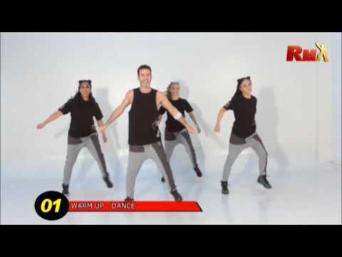 Can´t strop the Feeling Dance choreography for RITMIX by Ulises Puiggrós