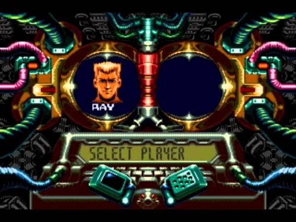 Contra Hard Corps 70 lives cheat