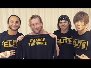 #My1 Empire of Dirt - Being The Elite Ep. 106
