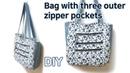 지퍼포켓 가방만들기/가방 만들기/숄더백/Making zipper pocket bag/Make a bag/バッグを作る/Mach eine Tasche/做20