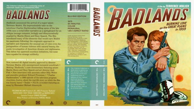 Пустоши Badlands 1973 Перевод ДиоНиК