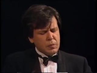 Andrei Gavrilov plays Rachmaninov Elegie op3 No1