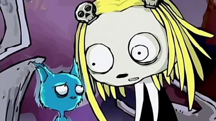 Ленор: маленькая мертвая девочка - эпизод 24