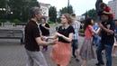 Танцы на Театральной площади г Сыктывкара 15 07 2018 19 Te Perdiste Mi Amor Thalía