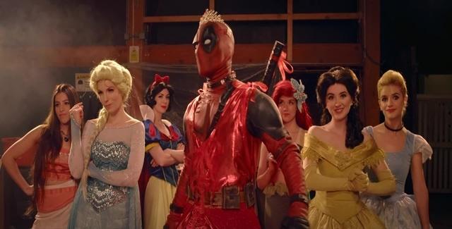 Disney's Deadpool