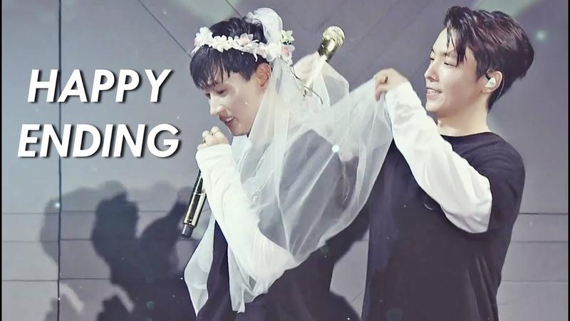 P110 ENG EunHae HaeHyuk moments Chapter 3 HAPPY ENDING