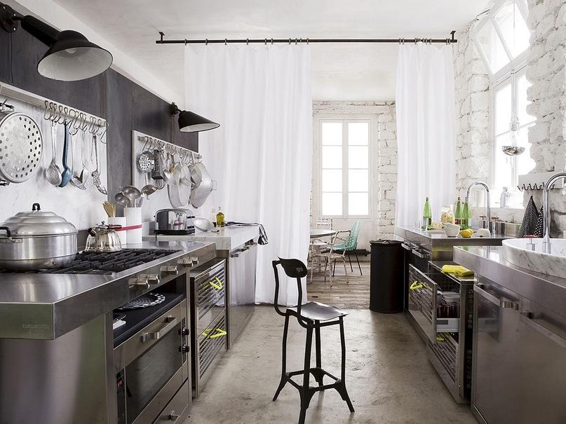 Как преобразить любую комнату с помощью штор, изображение №19