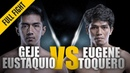 ONE Geje Eustaquio vs Eugene Toquero December 2013 FULL FIGHT