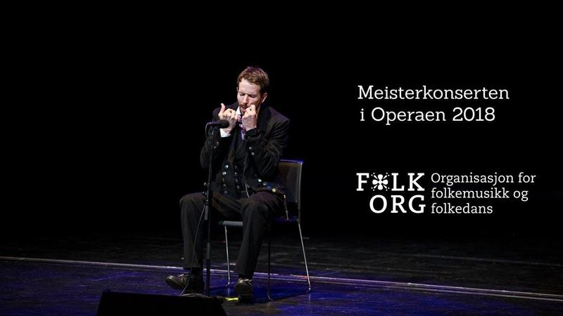 Meisterkonserten i Operaen 2018
