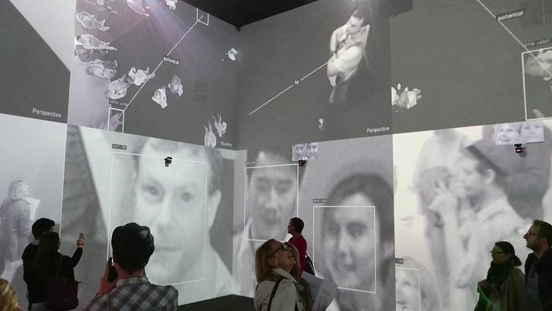 Rafael Lozano Hemmer Krzysztof Wodiczko 'Zoom Pavilion' 2015