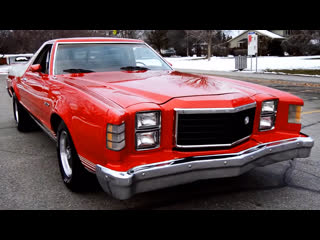 FORD RANCHERO GT (1979)