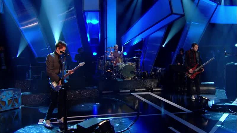 Muse at Later...With Jools Holland 2009