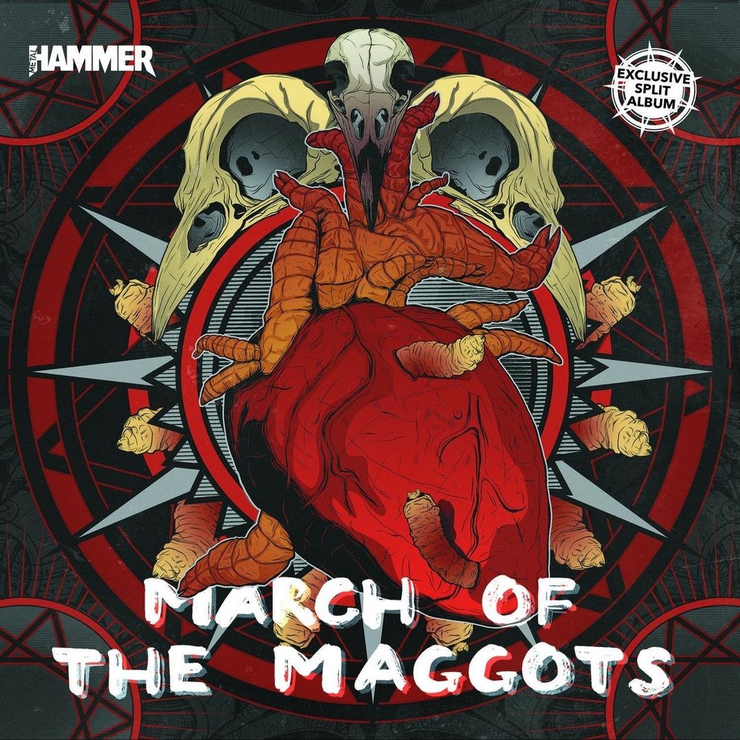 VA - Metal Hammer: March Of The Maggots