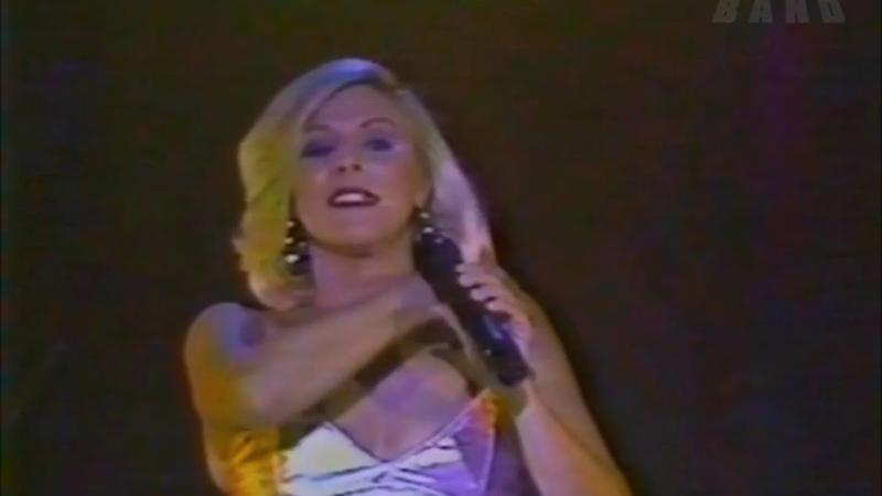 Vanusa Pra Nunca Mais Chorar Ao Vivo 1987 Tv Arquivo