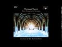 Thomas Tallis Why Fum'th in Fight