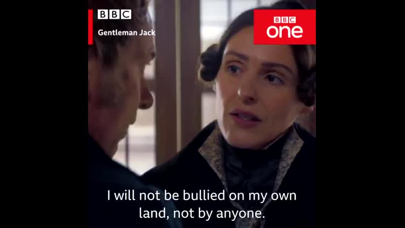 Have you ever kissed anyone No GentlemanJack continues Sunday on BBC One and BBC iPlayer