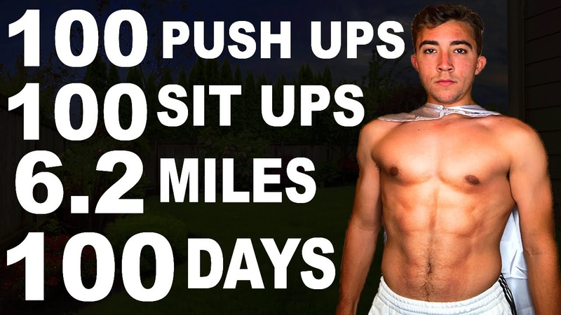 I Trained Like One Punch Man For 100 Days