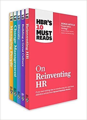 HBR's 10 Must Reads for HR Leaders Collection