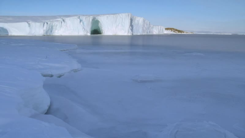 BBC Планета Земля 2006 6 серия Ледяные миры