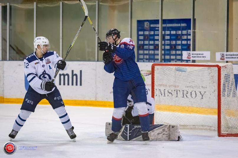 Анонс матчей с МХК «Динамо-Мск», изображение №2