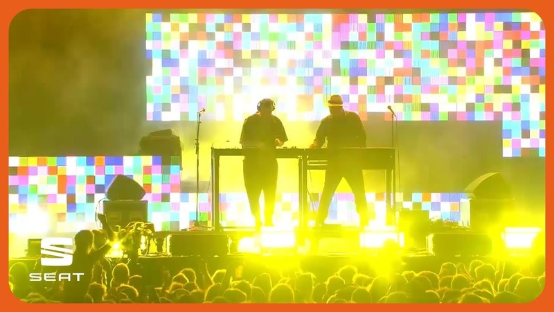 SEATsounds On Air - Artist to Watch Modeselektor LIVE again!