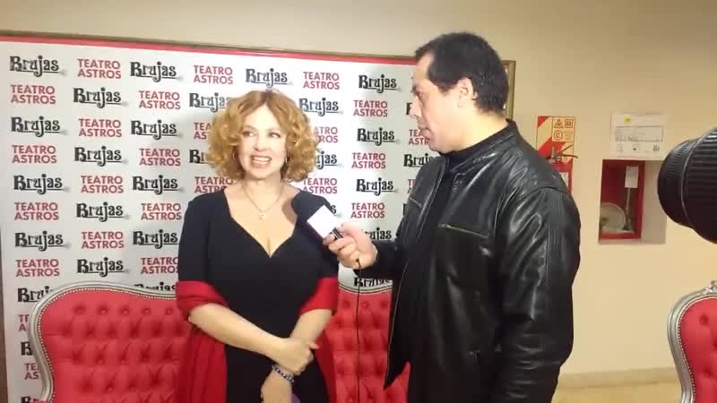 Adelanto de la cobertura de @brujas2019 en @AstrosTeatro en el festejo por sus 150 funciones
