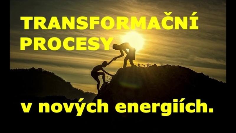 Transformační procesy v nových energiích