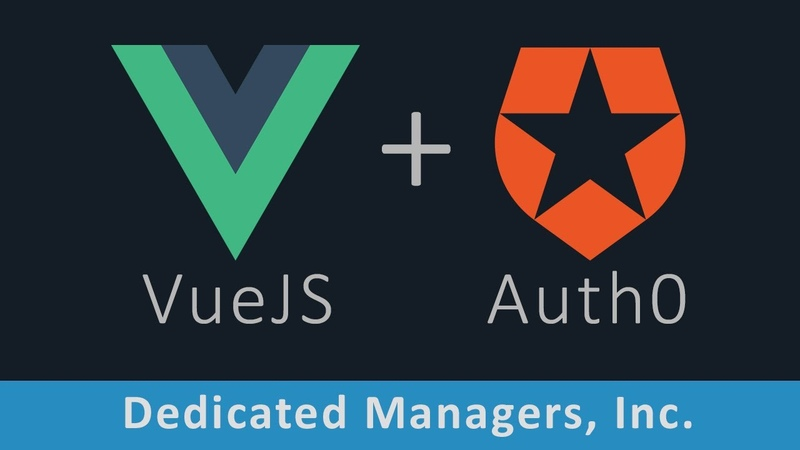 9. Adding Auth0 Application Credentials into VueJS using Vue Cli 3 Environment Variables