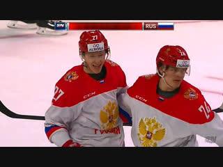 Суперсерия. Российская молодежка взяла реванш у команды из Онтарио