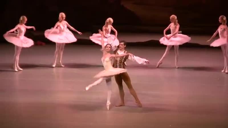 Шкляров Владимир, Ширинкина Мария. Спящая красавица (2-й акт)