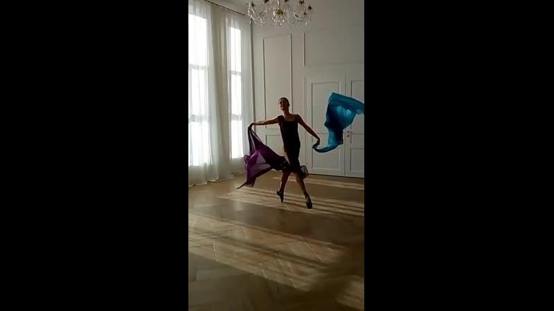 Балерина бэки